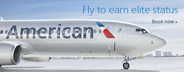 アメリカン航空 のAAdvantage エグゼクティブプラチナ プラチナ ゴールドに少ないフライトで達成