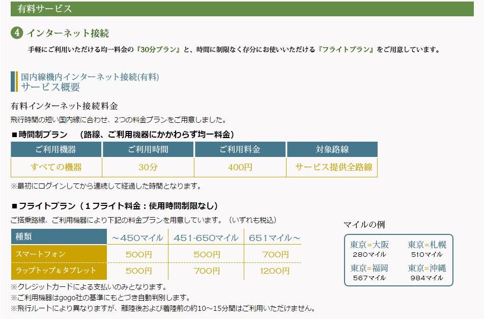 JAL 第3弾! 国内線Wi-Fi無料お試しクーポンプレゼントキャンペーン