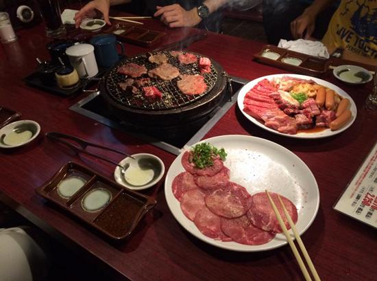 こみトレ26焼き肉サミット