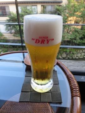 生ビール 700円