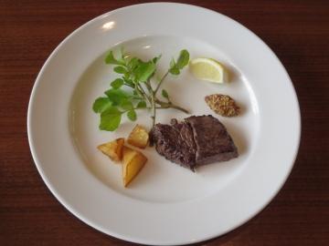 九州産ステーキ