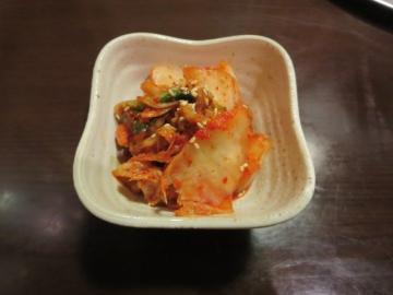 白菜キムチ 350円(税別)