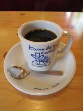 ブレンドコーヒー 420円