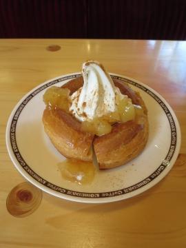 りんごノワール 490円