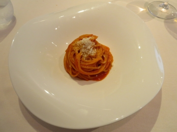 スパゲッティ ポモロード お好みの量で