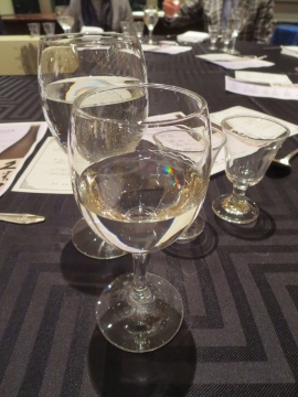 乾杯のお酒は、久保田 三十周年記念酒