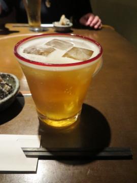 梅ビール 600円