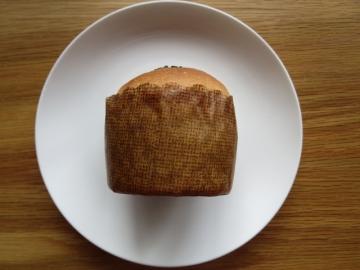 横から。カップケーキみたいです