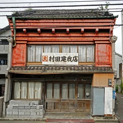2015年9月22日-古い建物高知市-1