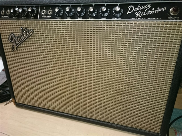 1966 Deluxe Reverb