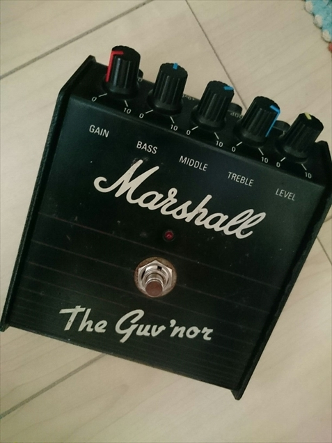 Marshall The Guv'nor(Made in England)