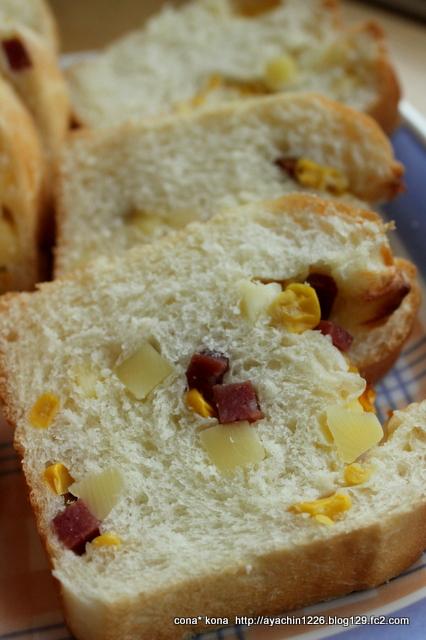 15.09.06サラミチーズブレッド5