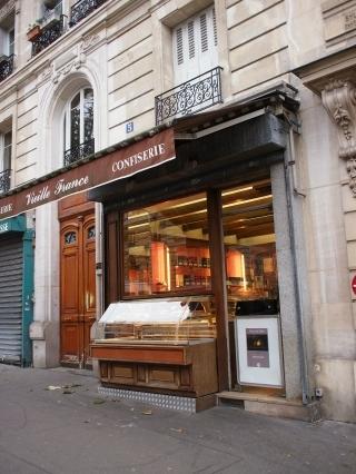 ラ・ヴィエイユ・フランス 店