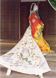 葵祭斎王代衣装