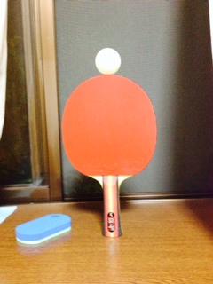 バランス卓球