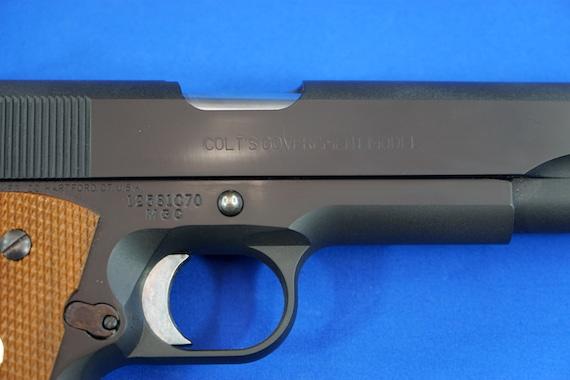 MGCガバS70塗装カスタム4