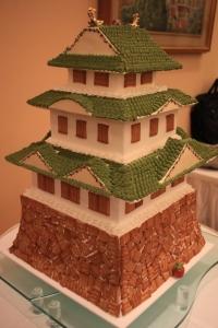 名古屋城ケーキ。_10