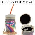 UNICORN TEARS CROSS BODY BAG11111