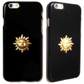 The Sun iPhone 6 Cases black gold (3)11