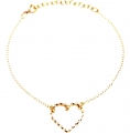 B504 sweetheart gold filled bracelet