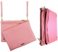 coral DUO CROSS BODY BAGjpg111