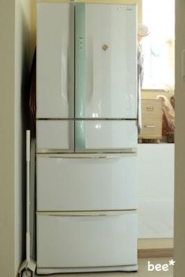 旧冷蔵庫 SANYO
