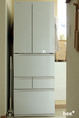 新冷蔵庫hitachi