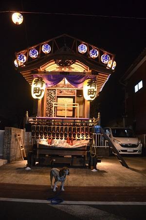 20151009佐倉の秋祭り①10