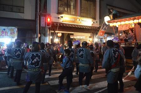 20151009佐倉の秋祭り①16