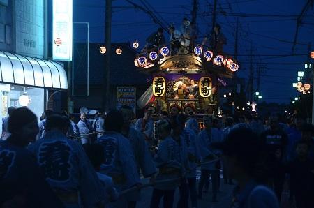 20151011佐倉の秋祭り③10