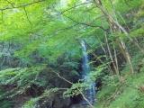 百尋ノ滝を通過