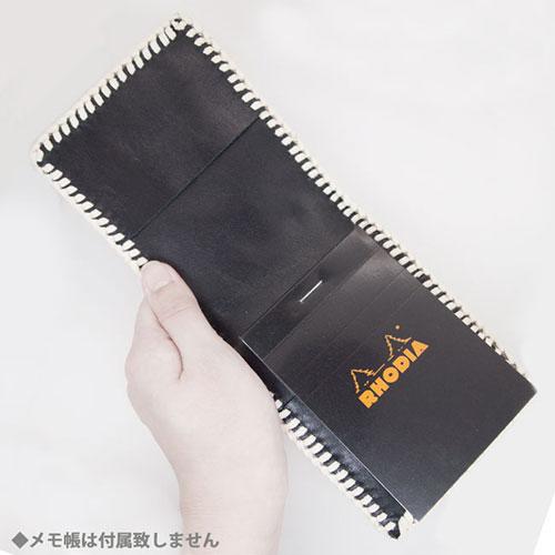 エイ革メモケース-2b