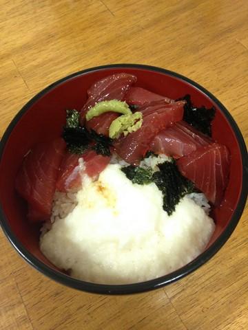 漬け丼 (コピー)