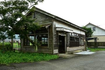 肥前長野駅201509(2)