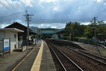 西浜田駅(3)