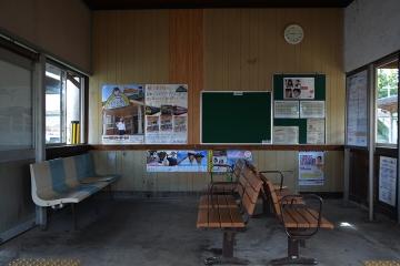 西浜田駅(4)