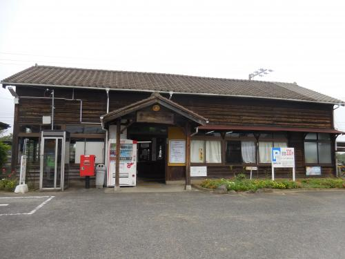 豊前松江駅