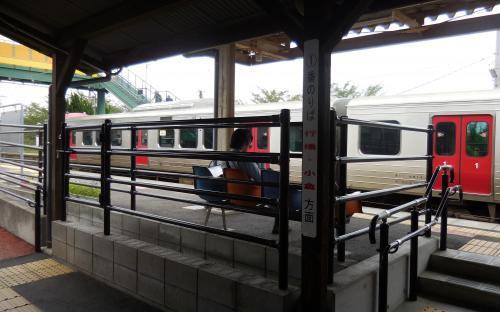 豊前松江駅2