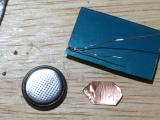 電池ホルダー作成(1)