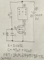 追加電源スイッチ回路図