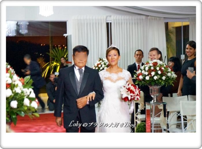 1-エリカさんの結婚式ー入場
