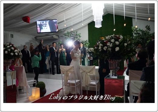 1-エリカさんの結婚式ー乾杯