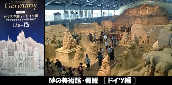 砂の美術館・概観