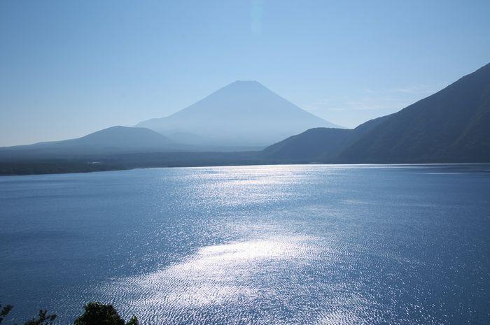2015-10-4-1 DSC_0288西湖光る湖