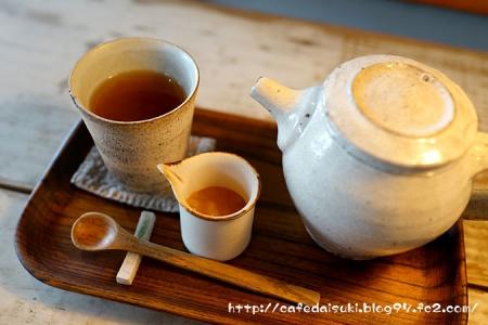 KUTA-KUTA◇山梨さんちのもも茶