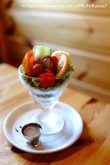 森のvoivoi◇那須高原、お届けマルシェのフレッシュサラダ