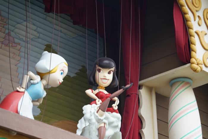 TDL 2015 ファンタジーランド ピノキオの大冒険 2