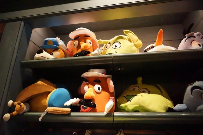 ディズニーシー 2015 ポテトヘッド 帽子