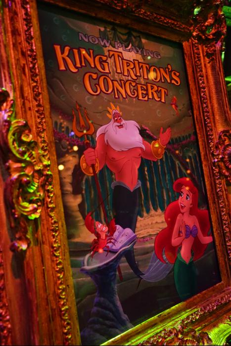 TDS 2015 マーメードラグーンシアター キングトリトンのコンサート