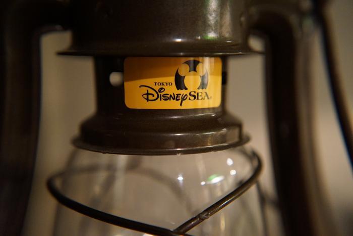 TDS ディズニーシー SEA ランプ 照明グッズ 6